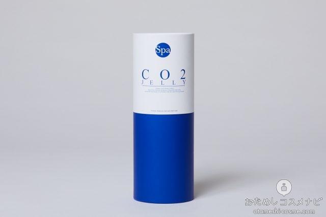 『SPA CO2 ゼリー』のパッケージ箱